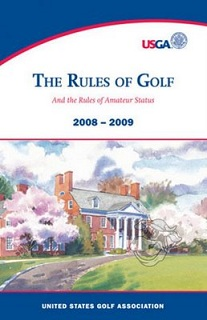 Golf Rules Book