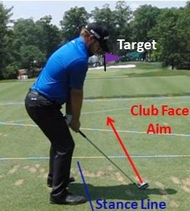 golf fade setu