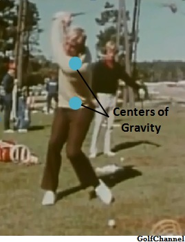 Jack Nicklaus golf swing