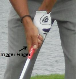 golf driver grip