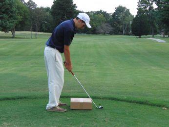 golf hook drill
