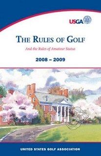 Golf Rules Book