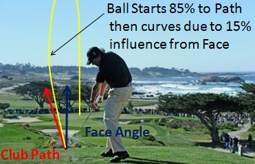 PGA Ball Flight Law