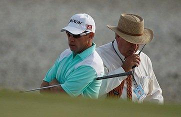 Changing Golf Score